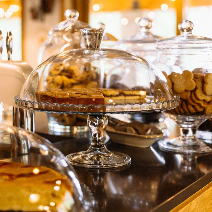 I biscotti e le specialità del Grotto Carza